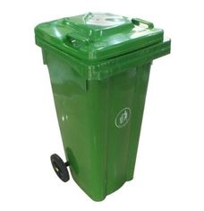 Waste Bins Plastic Molded Products Road Exterior 30 Gallon Trash Can