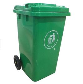 Customized Size Large Indoor Trash Can Recycling Stocked ISO14000 Certification