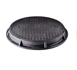 Electrical Insulate Fiberglass Molded Products FRP Cast Iron Manhole Cover
