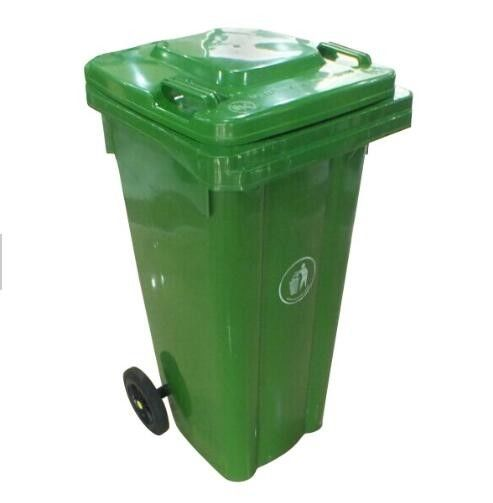 Outdoor Plastic Molded Products Recycling Commercial Garbage Cans
